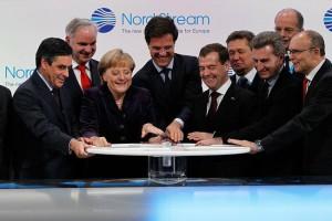 Unterzeichnung von North Stream 1 - nicht dabei: ein Pole (kremlin.ru, CC BY-SA 4.0)